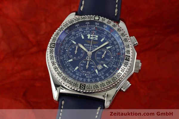 Used luxury watch Breitling B2 chronograph steel automatic Kal. B42 ETA 2892A2 Ref. A42362  | 151519 04