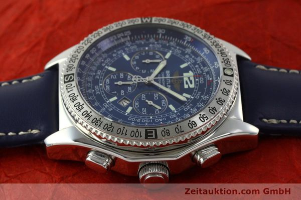 Used luxury watch Breitling B2 chronograph steel automatic Kal. B42 ETA 2892A2 Ref. A42362  | 151519 05