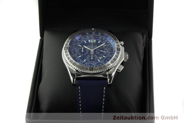 Used luxury watch Breitling B2 chronograph steel automatic Kal. B42 ETA 2892A2 Ref. A42362  | 151519 07