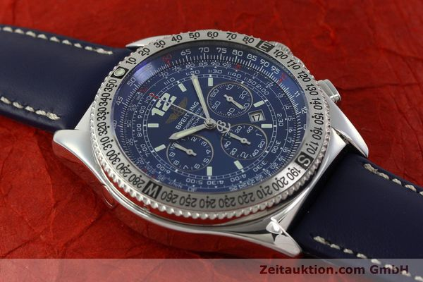 Used luxury watch Breitling B2 chronograph steel automatic Kal. B42 ETA 2892A2 Ref. A42362  | 151519 13