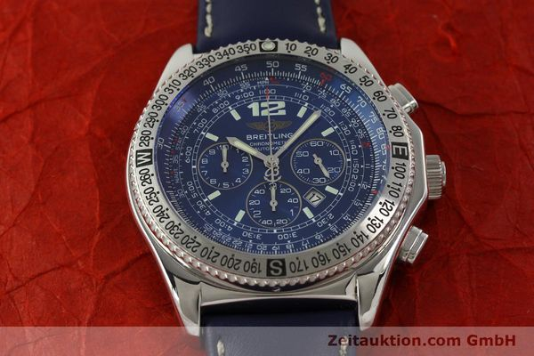 Used luxury watch Breitling B2 chronograph steel automatic Kal. B42 ETA 2892A2 Ref. A42362  | 151519 14