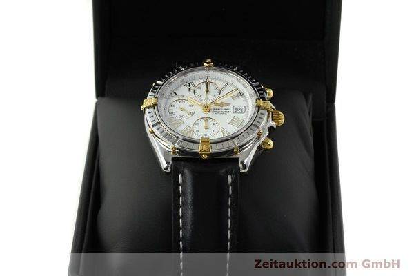 Used luxury watch Breitling Crosswind chronograph steel / gold automatic Kal. B13 ETA 7750 Ref. B13355  | 151520 07