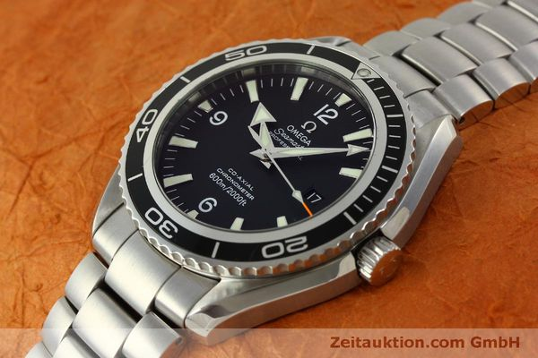 Used luxury watch Omega Seamaster steel automatic Kal. 2500C Ref. 22005000  | 151523 01