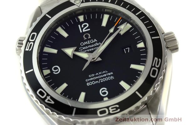 Used luxury watch Omega Seamaster steel automatic Kal. 2500C Ref. 22005000  | 151523 02
