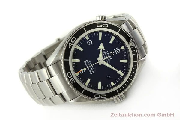 Used luxury watch Omega Seamaster steel automatic Kal. 2500C Ref. 22005000  | 151523 03
