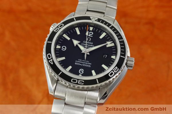 Used luxury watch Omega Seamaster steel automatic Kal. 2500C Ref. 22005000  | 151523 04