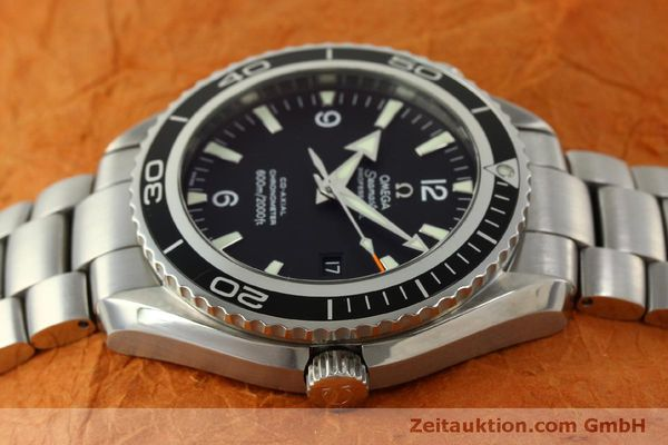 Used luxury watch Omega Seamaster steel automatic Kal. 2500C Ref. 22005000  | 151523 05