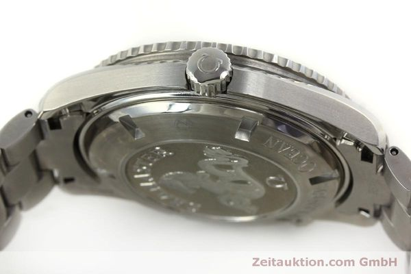 Used luxury watch Omega Seamaster steel automatic Kal. 2500C Ref. 22005000  | 151523 12