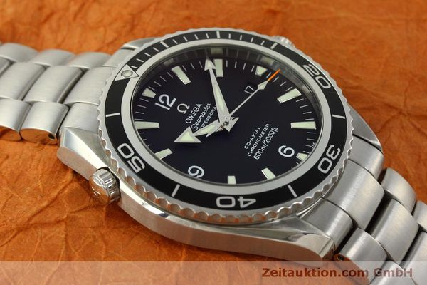 Used luxury watch Omega Seamaster steel automatic Kal. 2500C Ref. 22005000  | 151523 18