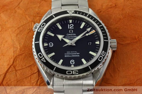Used luxury watch Omega Seamaster steel automatic Kal. 2500C Ref. 22005000  | 151523 19