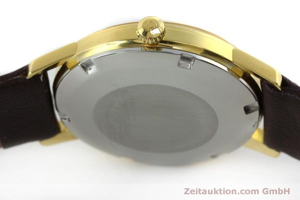 Used luxury watch Omega Seamaster gold-plated automatic Kal. 565 Ref. 166037 VINTAGE  | 151524 11