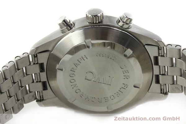 Used luxury watch IWC Fliegerchronograph chronograph steel automatic Kal. 7922 Ref. 3706  | 151525 09