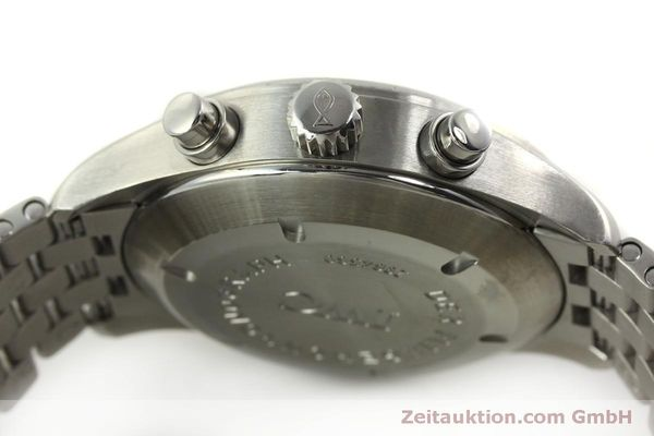 Used luxury watch IWC Fliegerchronograph chronograph steel automatic Kal. 7922 Ref. 3706  | 151525 12