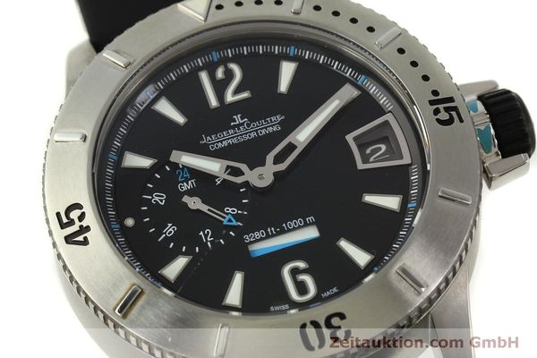 Used luxury watch Jaeger Le Coultre Master Compressor steel automatic Kal. 975D Ref. 160.T.05 LIMITED EDITION | 151535 02