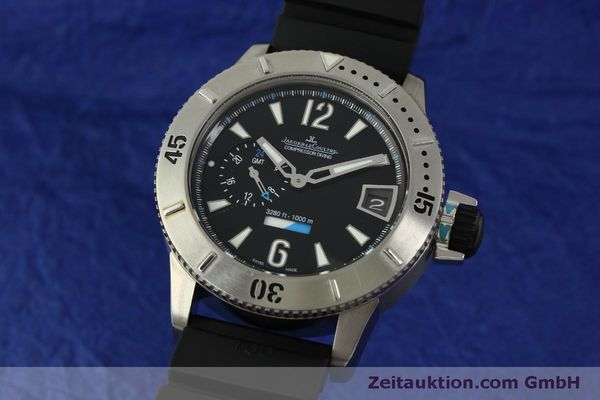 Used luxury watch Jaeger Le Coultre Master Compressor steel automatic Kal. 975D Ref. 160.T.05 LIMITED EDITION | 151535 04