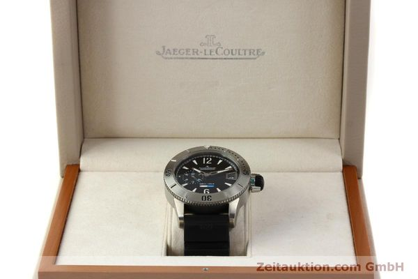 Used luxury watch Jaeger Le Coultre Master Compressor steel automatic Kal. 975D Ref. 160.T.05 LIMITED EDITION | 151535 07