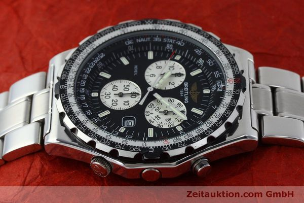Used luxury watch Breitling Jupiterpilot chronograph steel quartz Kal. B 233 Ref. A59028  | 151536 05