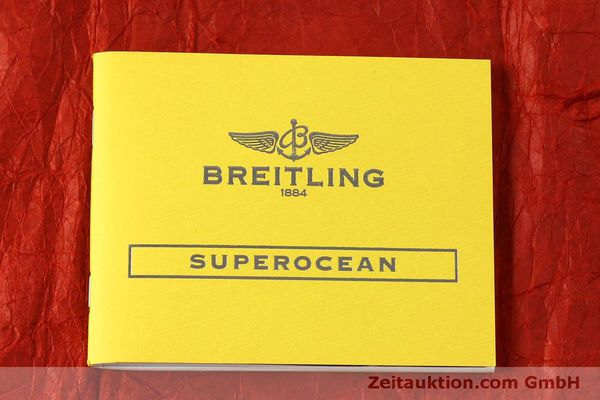 Used luxury watch Breitling Superocean steel automatic Kal. B17 ETA 2824-2 Ref. A17360  | 151540 13