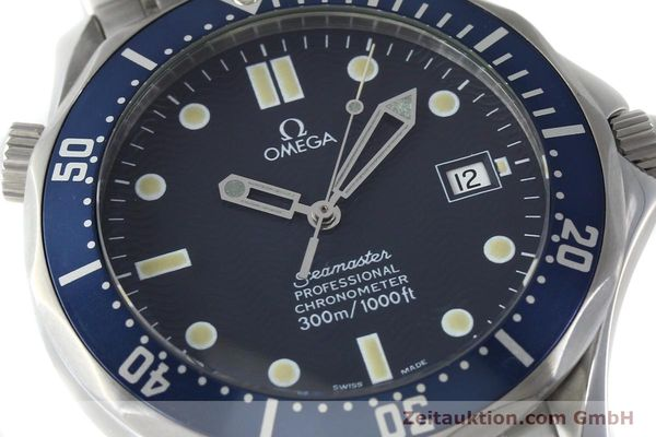 Used luxury watch Omega Seamaster steel automatic Kal. 1120  | 151543 02