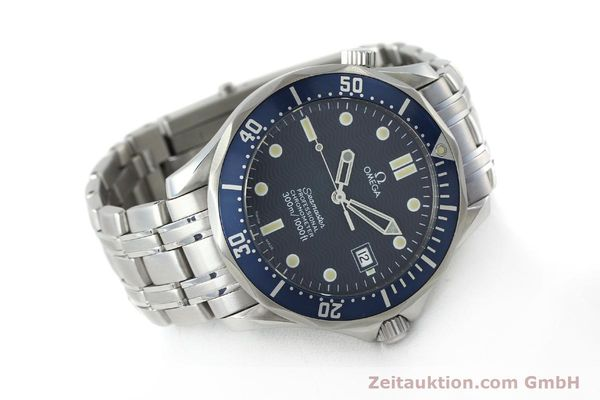 Used luxury watch Omega Seamaster steel automatic Kal. 1120  | 151543 03