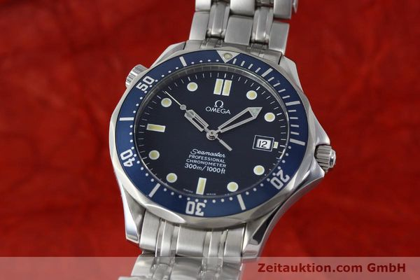 Used luxury watch Omega Seamaster steel automatic Kal. 1120  | 151543 04