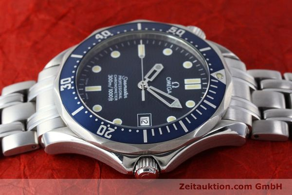 Used luxury watch Omega Seamaster steel automatic Kal. 1120  | 151543 05
