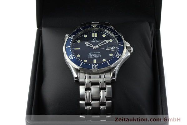 Used luxury watch Omega Seamaster steel automatic Kal. 1120  | 151543 07