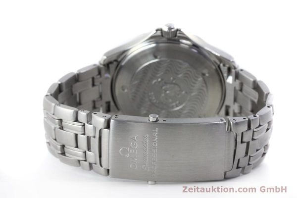 Used luxury watch Omega Seamaster steel automatic Kal. 1120  | 151543 13