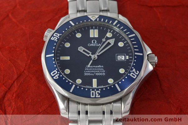 Used luxury watch Omega Seamaster steel automatic Kal. 1120  | 151543 17