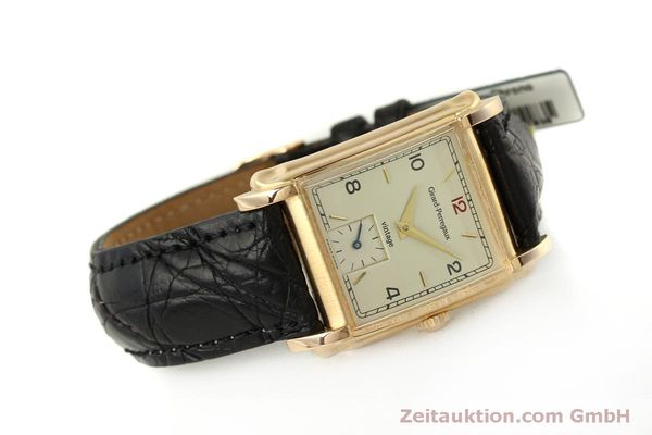 Used luxury watch Girard Perregaux Vintage 18 ct red gold manual winding Kal. 2300-469 Ref. 2550 VINTAGE  | 151547 03