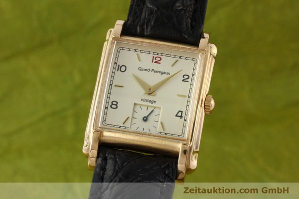 Used luxury watch Girard Perregaux Vintage 18 ct red gold manual winding Kal. 2300-469 Ref. 2550 VINTAGE  | 151547 04