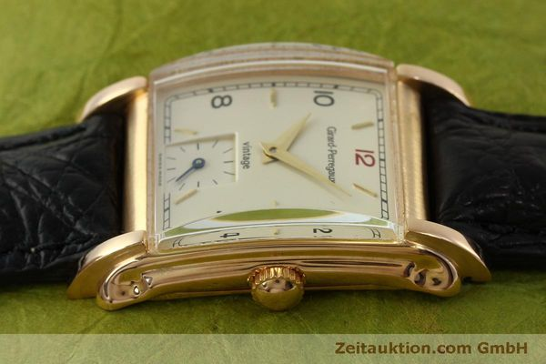 Used luxury watch Girard Perregaux Vintage 18 ct red gold manual winding Kal. 2300-469 Ref. 2550 VINTAGE  | 151547 05