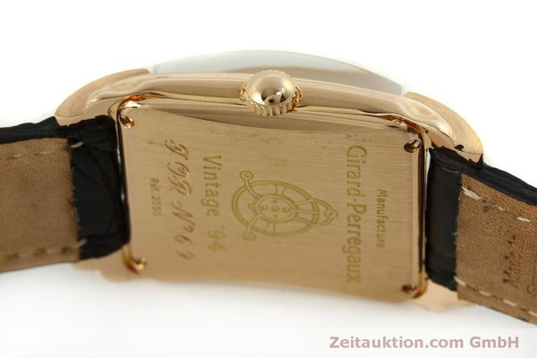 Used luxury watch Girard Perregaux Vintage 18 ct red gold manual winding Kal. 2300-469 Ref. 2550 VINTAGE  | 151547 12