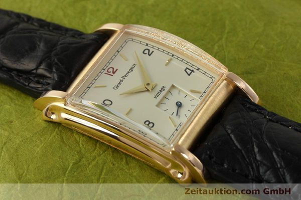 Used luxury watch Girard Perregaux Vintage 18 ct red gold manual winding Kal. 2300-469 Ref. 2550 VINTAGE  | 151547 17