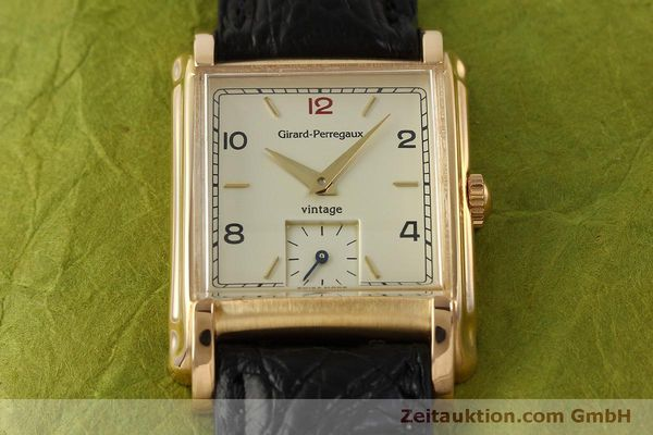 Used luxury watch Girard Perregaux Vintage 18 ct red gold manual winding Kal. 2300-469 Ref. 2550 VINTAGE  | 151547 18