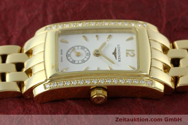 Used luxury watch Longines Dolce Vita 18 ct gold quartz Kal. L.178.2 ETA 980.153 Ref. L5.155.7  | 151548 05