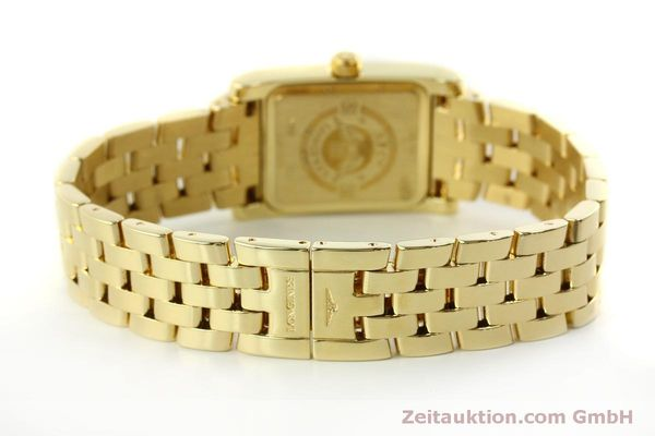 Used luxury watch Longines Dolce Vita 18 ct gold quartz Kal. L.178.2 ETA 980.153 Ref. L5.155.7  | 151548 11