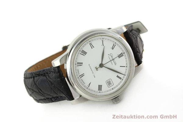 Used luxury watch Glashütte Senator steel automatic Kal. GUB 39-10 Ref. 39-11-05-03-04  | 151549 03