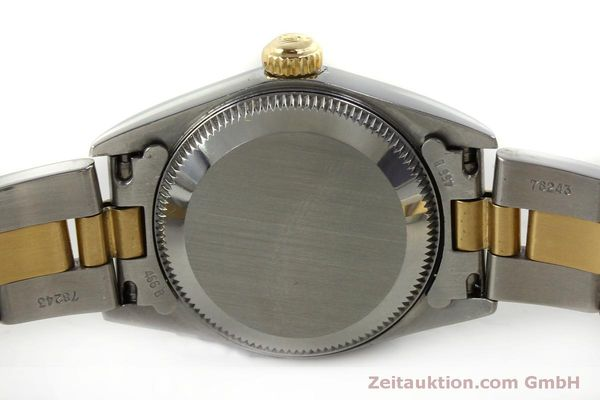 Used luxury watch Rolex Oyster Perpetual steel / gold automatic Kal. 2230 Ref. 76243  | 151564 08