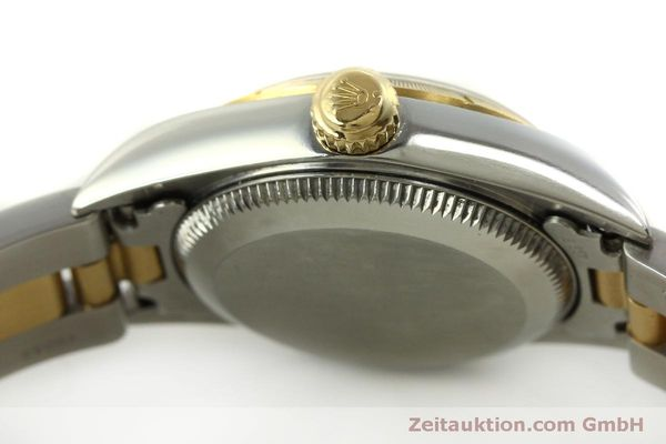 Used luxury watch Rolex Oyster Perpetual steel / gold automatic Kal. 2230 Ref. 76243  | 151564 11