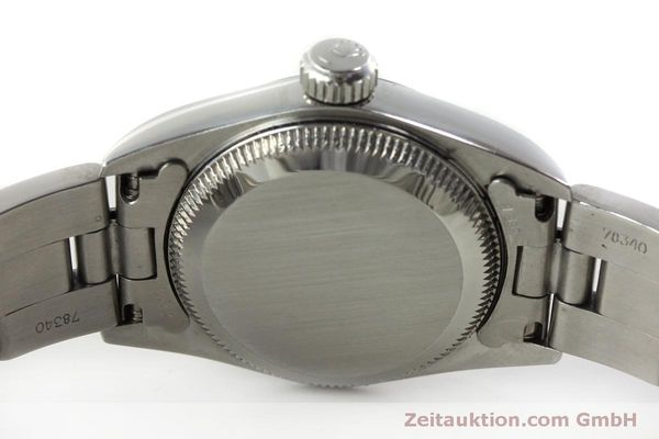 Used luxury watch Rolex Oyster Perpetual steel automatic Kal. 2130 Ref. 67180  | 151565 08