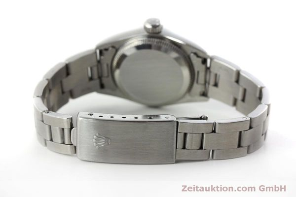 Used luxury watch Rolex Oyster Perpetual steel automatic Kal. 2130 Ref. 67180  | 151565 12