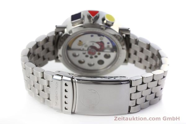Used luxury watch Alain Silberstein Krono Bauhaus chronograph steel automatic Kal. LWO 5100 LIMITED EDITION | 151568 12