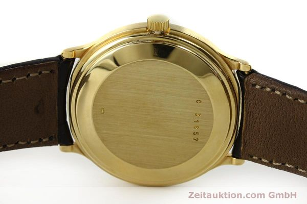 Used luxury watch Audemars Piguet Day-Date Moonphase 18 ct gold automatic Kal. 2124  | 151572 09