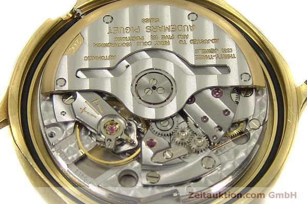 Used luxury watch Audemars Piguet Day-Date Moonphase 18 ct gold automatic Kal. 2124  | 151572 11