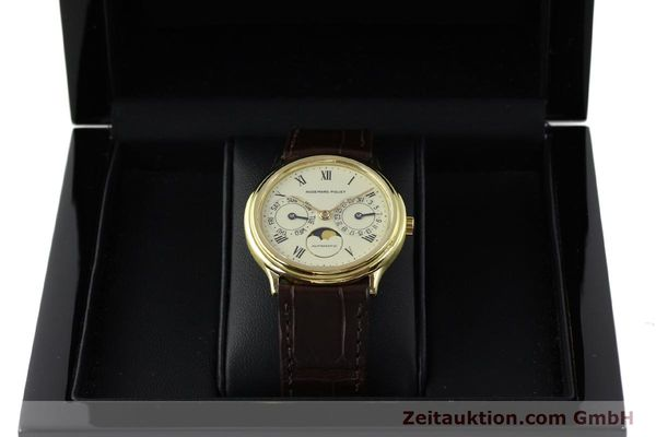 Used luxury watch Audemars Piguet Day-Date Moonphase 18 ct gold automatic Kal. 2124  | 151574 07