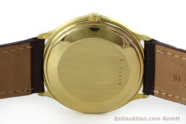 Used luxury watch Audemars Piguet Day-Date Moonphase 18 ct gold automatic Kal. 2124  | 151574 08