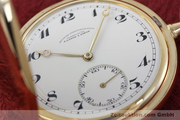 Used luxury watch A. Lange & Söhne DUF 14 ct yellow gold manual winding Kal. 41  | 151575 02