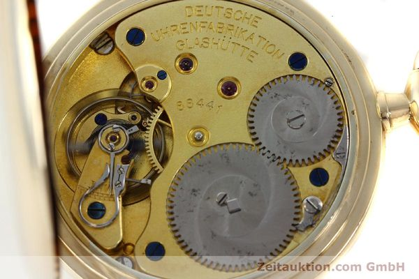 Used luxury watch A. Lange & Söhne DUF 14 ct yellow gold manual winding Kal. 41  | 151575 10