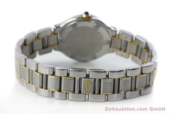 Used luxury watch Cartier Ligne 21 gilt steel quartz Kal. 690  | 151580 11